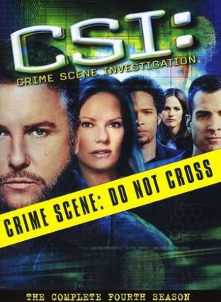 犯罪现场调查 第四季