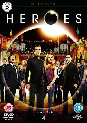 英雄  第四季