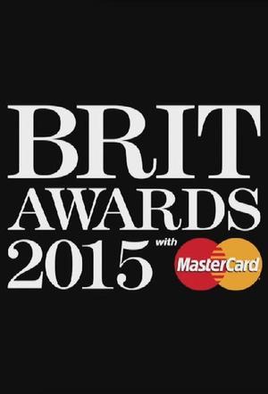 2015年全英音乐奖颁奖典礼