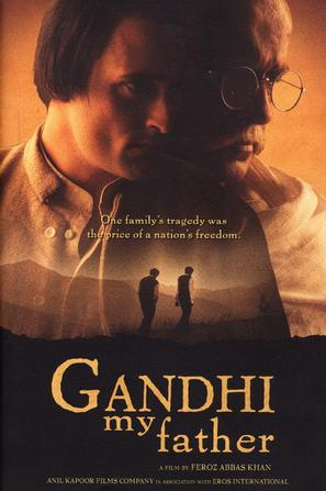 我的父亲甘地
