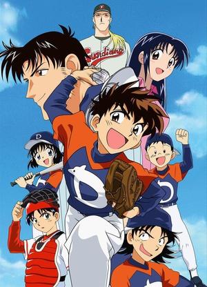 棒球大联盟 第一季