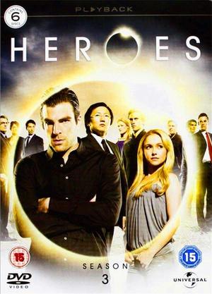 英雄  第三季