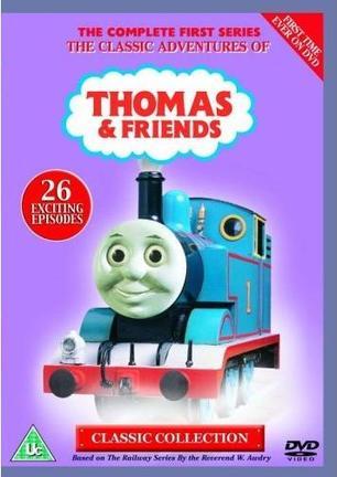 托马斯和朋友 第一季