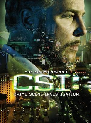 犯罪现场调查 第八季