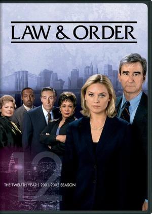 法律与秩序 第十二季