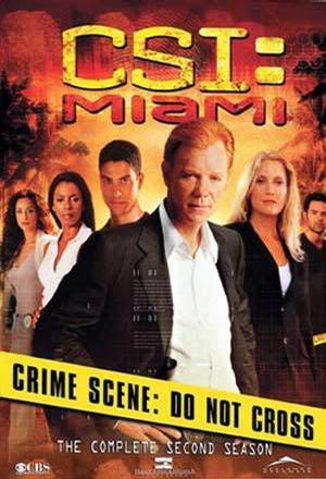 犯罪现场调查:迈阿密 第二季