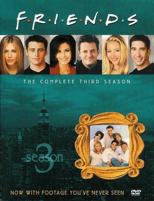 老友记  第三季