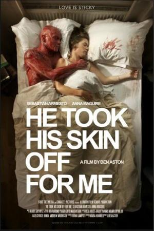他为我褪去皮肤