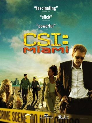 犯罪现场调查:迈阿密 第五季