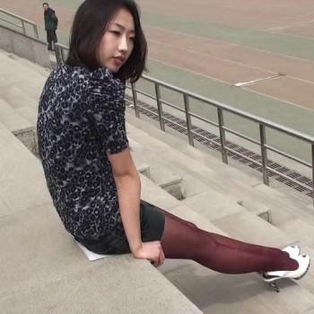学院派私拍 02号–舞蹈学院杨雨彤(16