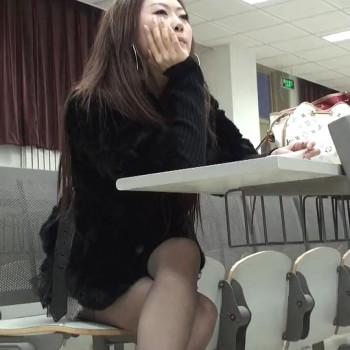 學院派私拍 09號–北外黑絲欣研兒(23
