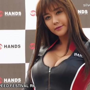 性感车模 2014韩国车展111