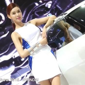 性感车模 2015韩国车展152