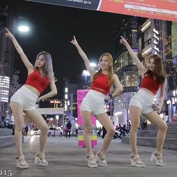 韩国饭拍 239-151119 트위티(
