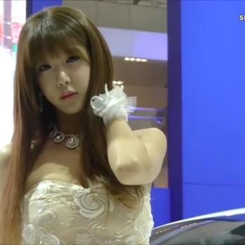 性感车模 2013韩国车展63
