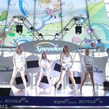 韩国饭拍 221-151031 댄스팀